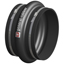 "12"" ID X 8"" FF Style 8101 single (1) wide arch slip-on sleeve rubber expansion joint"