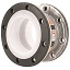 Style 1015T single (1) wide arch expansion joint with optional PTFE liner